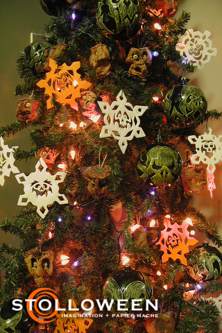 here - Halloween Christmas Decorations