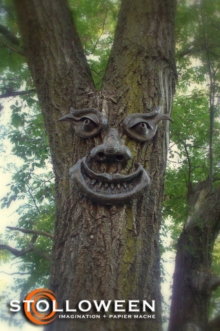 How To: Tree Faces