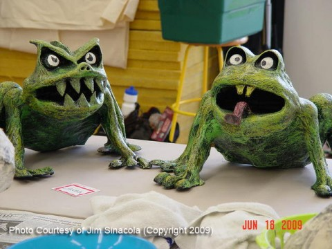 JUNE FROG-O-RAMA WORKSHOP (9)