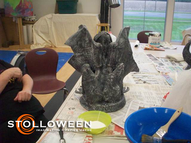 MAY 2009 GARGOYLE WORKSHOP (19)
