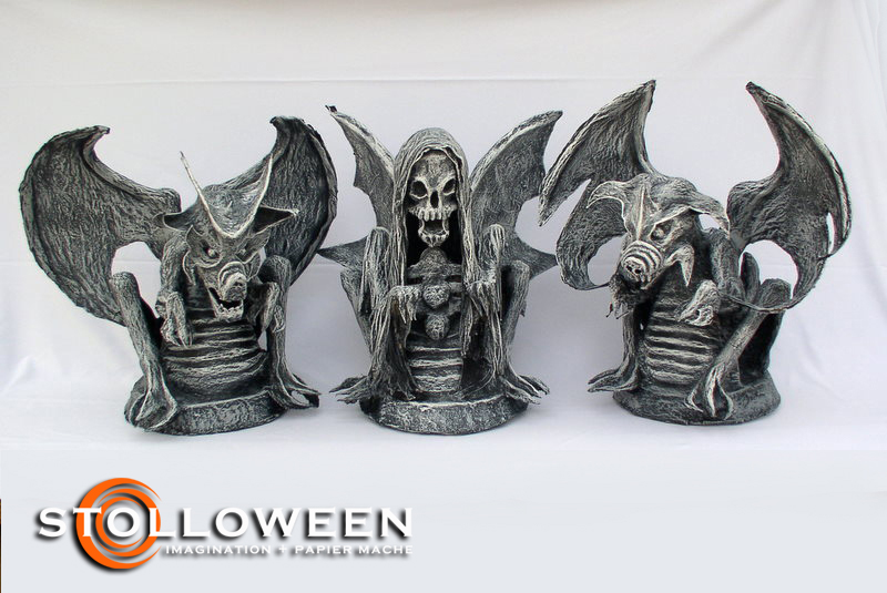 STOLLOWEEN GARGOYLES VERSION 2 (42)