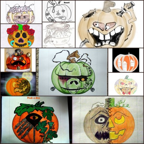 pumpkin contest update