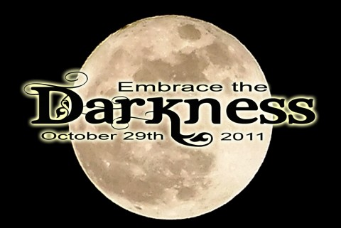 Embrace the Darkness Moon