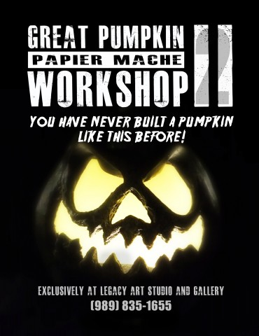 GREAT PUMPKIN II WORKSHOP