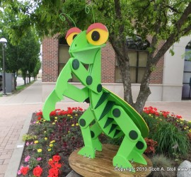 2013 Downtown Sculpture Series  (20)