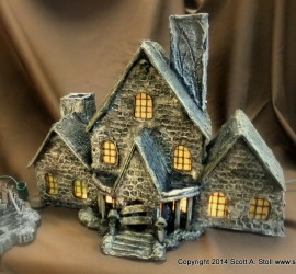 haunted-building-miniatures-1_15616330644_o